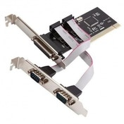 DYNAMODE 2-Serial 1-Parallel PCI Controller Card