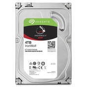 Seagate NAS HDD IronWolf 4TB 4000GB Serial ATA III Internal Hard Drive