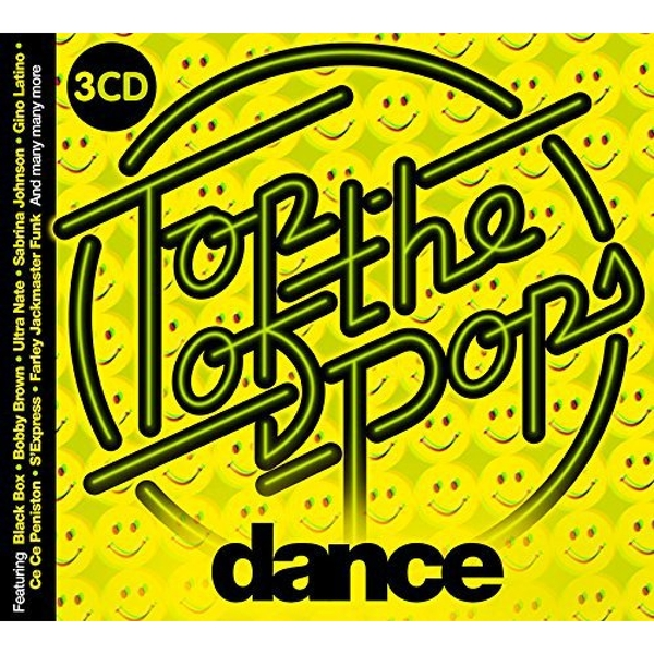 Various Artists - TOTP Dance Music CD