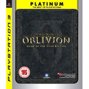 The Elder Scrolls IV Oblivion Game of the Year (GOTY) Game PS3