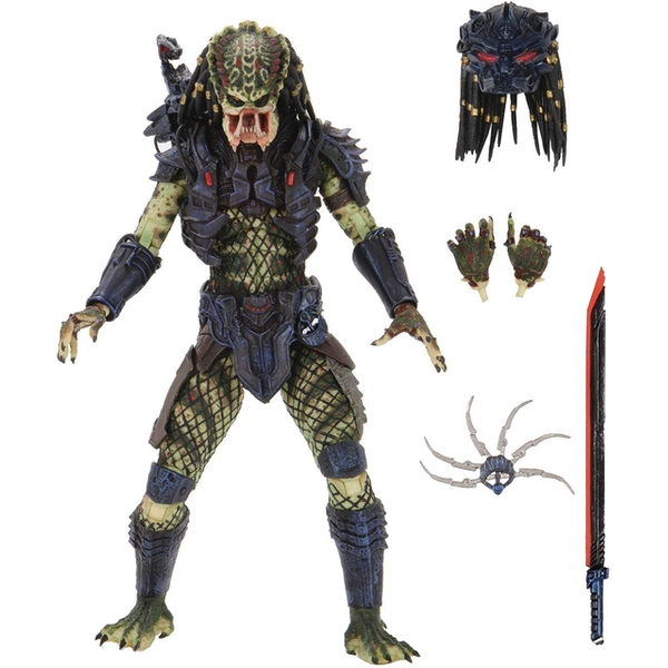 Armoured Lost Predator (Predator 2) Neca Action Figure