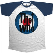 The Who - Vintage Target Men's Large T-Shirt - White