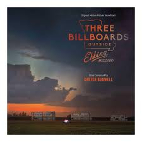 Carter Burwell ‎– Three Billboards Outside Ebbing, Missouri (Original Motion Picture Soundtrack) Vinyl