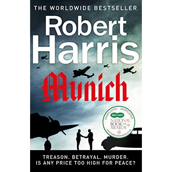Munich by Robert Harris (2018, Paperback)