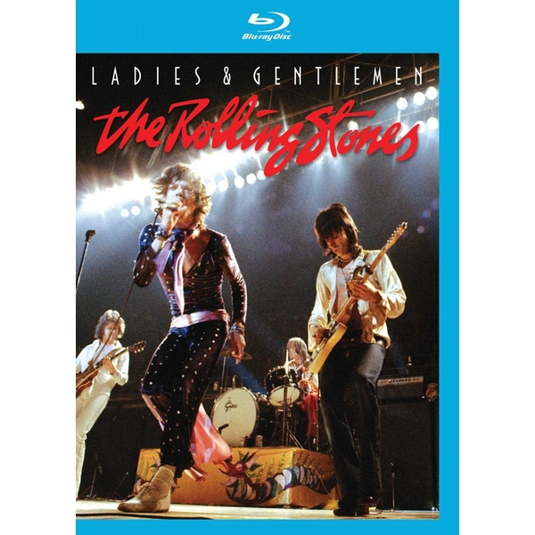 The Rolling Stones - Ladies & Gentleman Blu-ray