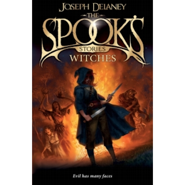 The Spook's Stories: Witches by Joseph Delaney (Paperback, 2014)