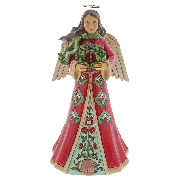 Blessings Of Home and Hearth Figurine