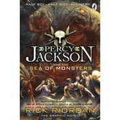 Percy Jackson and the Sea of Monsters: The Graphic Novel (Book 2) by Rick Riordan (Paperback, 2012)