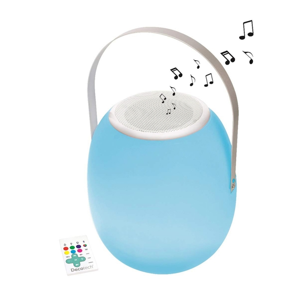 Lexibook BTL710 Decotech Bluetooth Multi-Colour Light Speaker