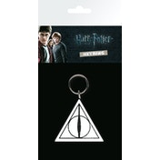 Harry Potter Deathly Hallows Key Ring