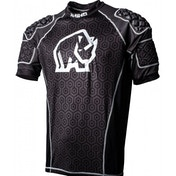 Rhino Pro Body Protection Top Adult Black - Medium
