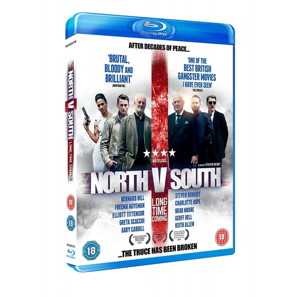 North Vs South Blu-ray