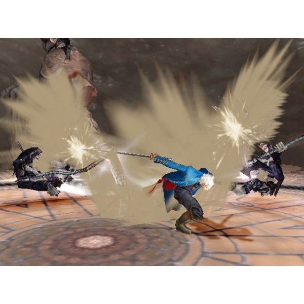 Devil May Cry 3 Dantes Awakening Special Edition Game PS2 - Image 2