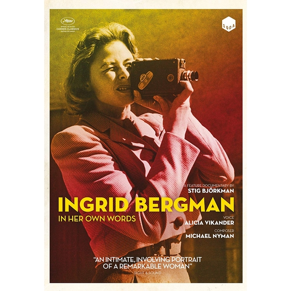 Ingrid Bergman: In Her Own Words DVD