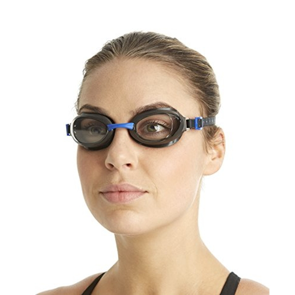 Speedo Aquapure Goggles Adult Grey/Clear