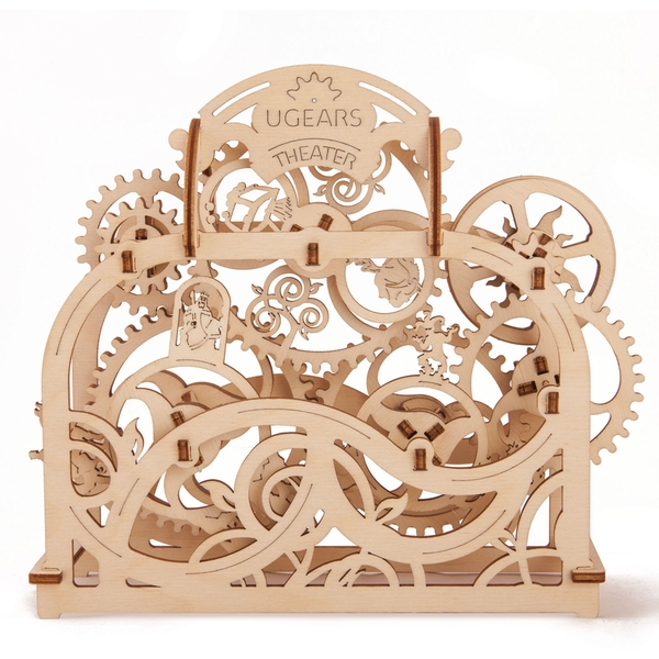 Model Theatre UGears 3D Wooden Model Kit