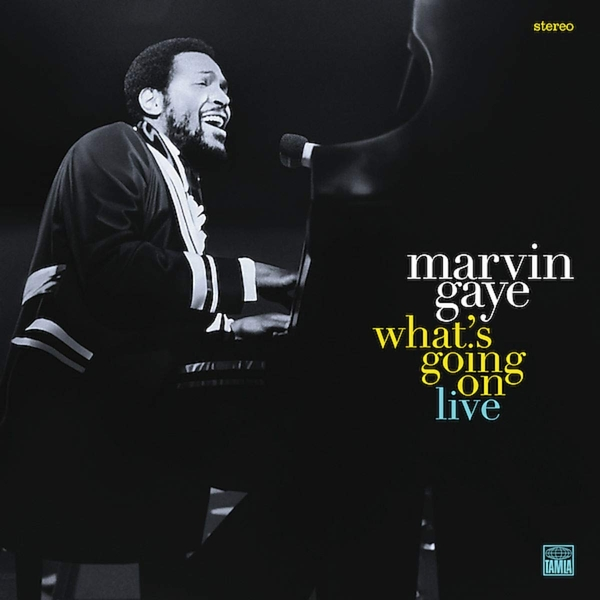 Marvin Gaye - Whats Going On Live Vinyl