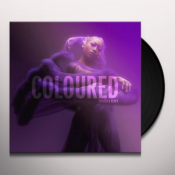 Priscilla Renea ‎– Coloured Vinyl