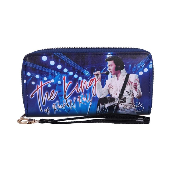 Elvis The King of Rock and Roll Purse