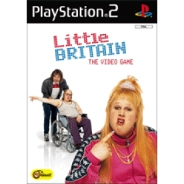 Ex-Display Little Britain - The Video Game Used - Like New
