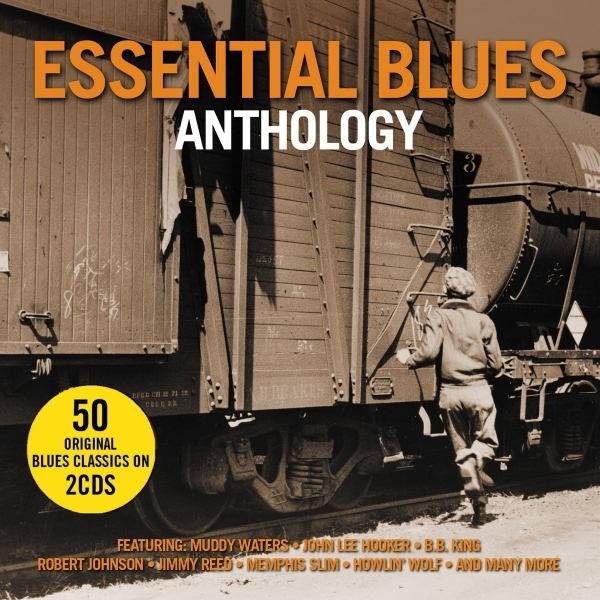 Various Artists - Essential Blues Anthology CD