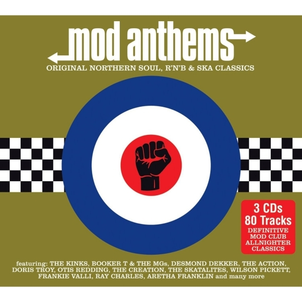 Mod Anthems CD
