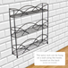 3 Tier Herb & Spice Rack | M&W Black  - Image 6