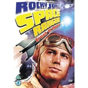 Rocky Jones Space Ranger - Crash Of Moons DVD