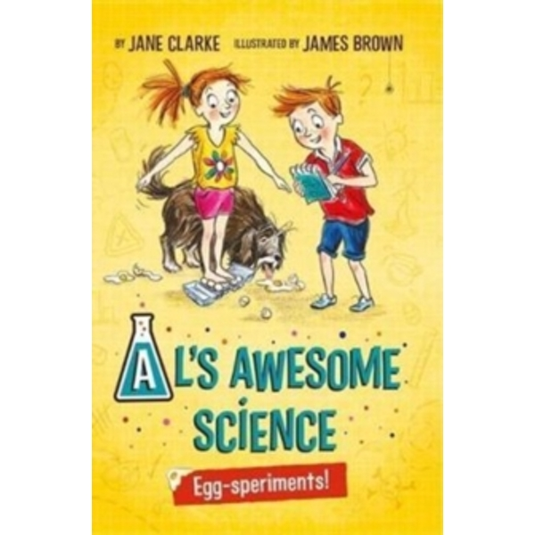 Al's Awesome Science : Egg-Speriments! No.1