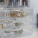 6 Drawer Acrylic Make-Up Organiser | Pukkr - Image 10
