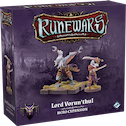 Runewars Miniatures Game: Lord Vorun