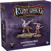 Runewars Miniatures Game: Lord Vorun'thul Hero Expansion