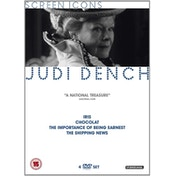 Screen Icons: Judi Dench DVD