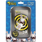 Raving Rabbids 3D Gamer Carry Case Style 1 3DS