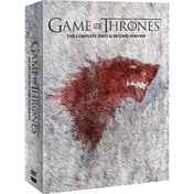 Game of Thrones Season 1-2 Complete DVD
