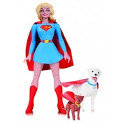 DC Designer Series Darwyn Cooke Action Figure Supergirl