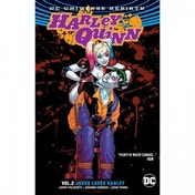 Harley Quinn Rebirth: Volume 2: Joker Loves Harley