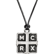 My Chemical Romance - Cross Necklace