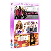 Bandslam/Wild Child/Honey DVD