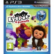 PlayStation Move Eyepet And Friends Game PS3