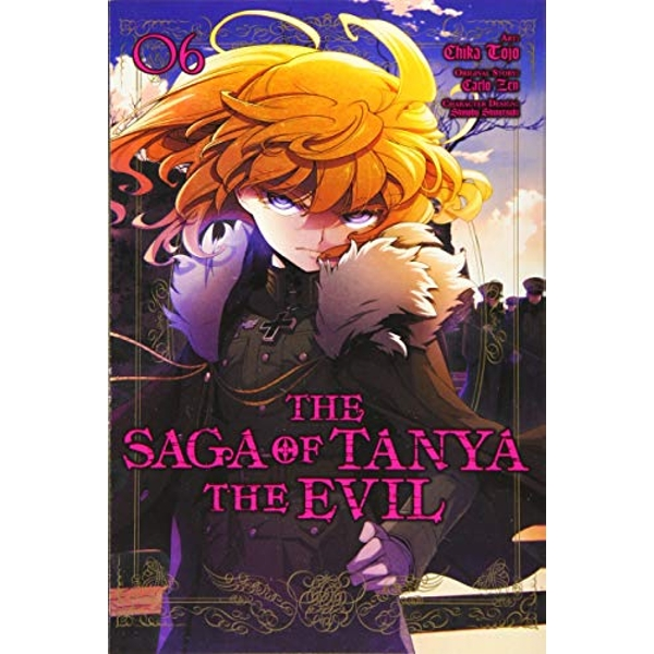 The Saga of Tanya the Evil, Vol. 6 (manga) (Saga of Tanya the Evil (Manga))
