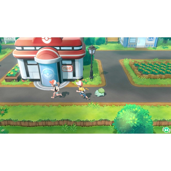 Pokemon Let's Go Pikachu! Nintendo Switch Game - Image 2