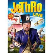 Jethro Live: 40 Years the Joker DVD