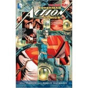 Superman  Action Comics TP Vol 3 At The End Of Days (The New 52)