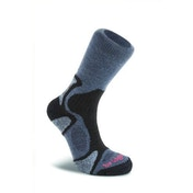 Bridgedale Coolfusion Trailblaze Men's Sock, Black - Medium