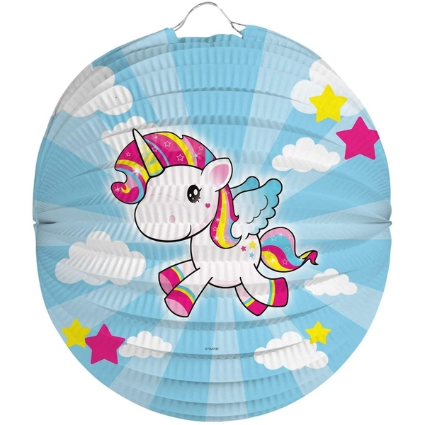 Unicorn Lantern Light