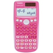 Casio FX85GTPLUS/PK Scientific Calculator with 260 Functions Pink