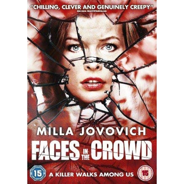 Faces In The Crowd DVD