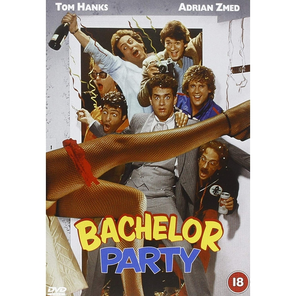 Bachelor Party DVD