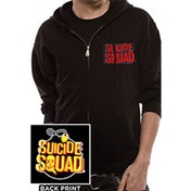 Suicide Squad Men's Bomb Hoodie - Medium
